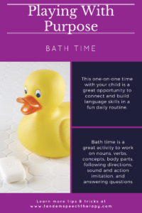 Play With Purpose Bath Time