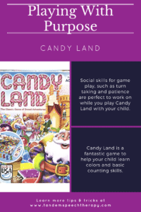 Playing With Purpose Candly Land