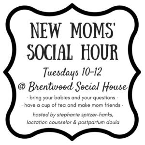 new moms workshop