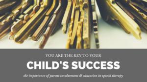 child's success