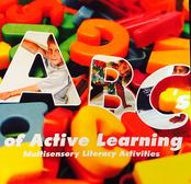 square active learning book image