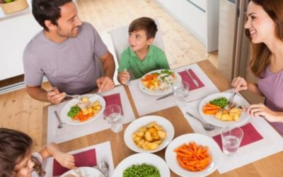 PWP: Family Meal Time