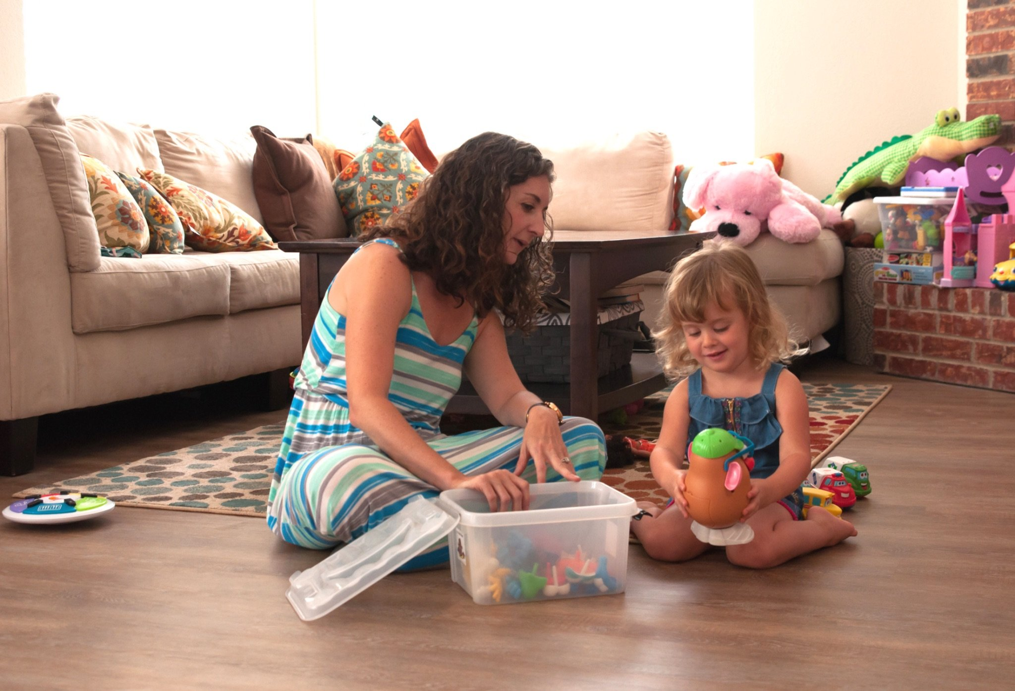 play with a purpose - speech therapy at home