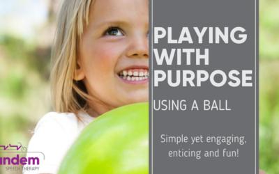 PWP Using a Ball