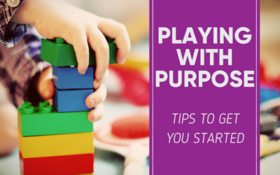 Get Started Playing With Purpose