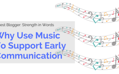 Why Use Music to Support Early Communication