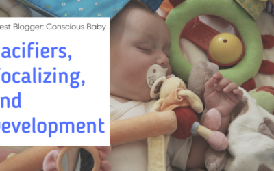 Pacifiers, Vocalizing, and Development