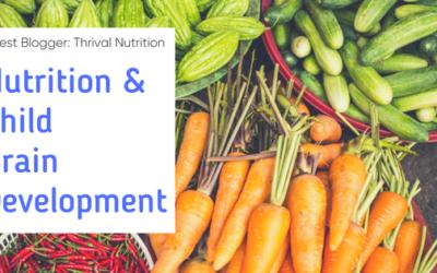 Nutrition & Child Brain Development