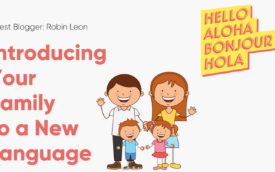 Introducing Your Family to a New Language