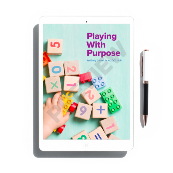 Playing With Purpose book