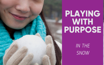Playing With Purpose in the Snow