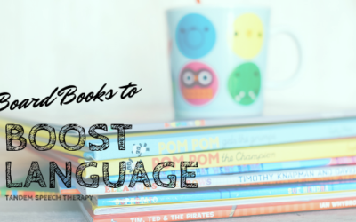 Best Board Books to Boost Language