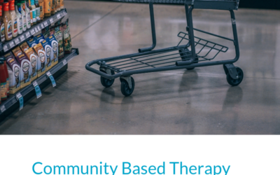 Community Based Therapy