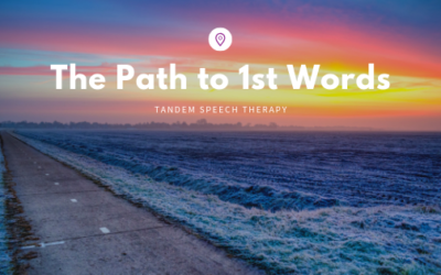 The Path to First Words