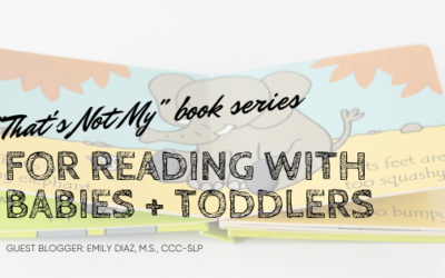 Books for Reading With Babies + Toddlers