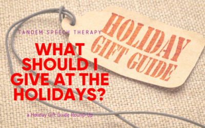 The SLP Holiday Gift Guide
