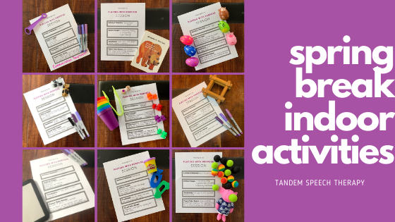 spring break play activities that are educational and for indoors