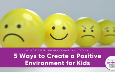 5 Ways to Create a Positive Environment for Kids