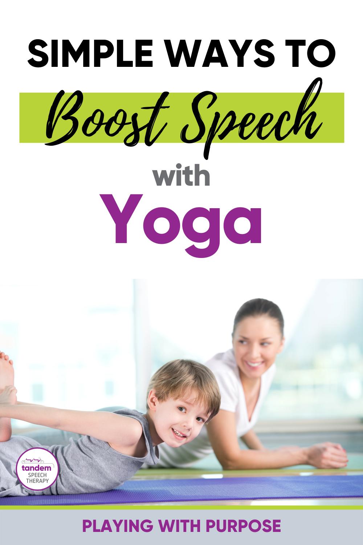 yoga and child development