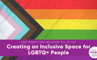 Creating an Inclusive Space for LGBTQ+ People