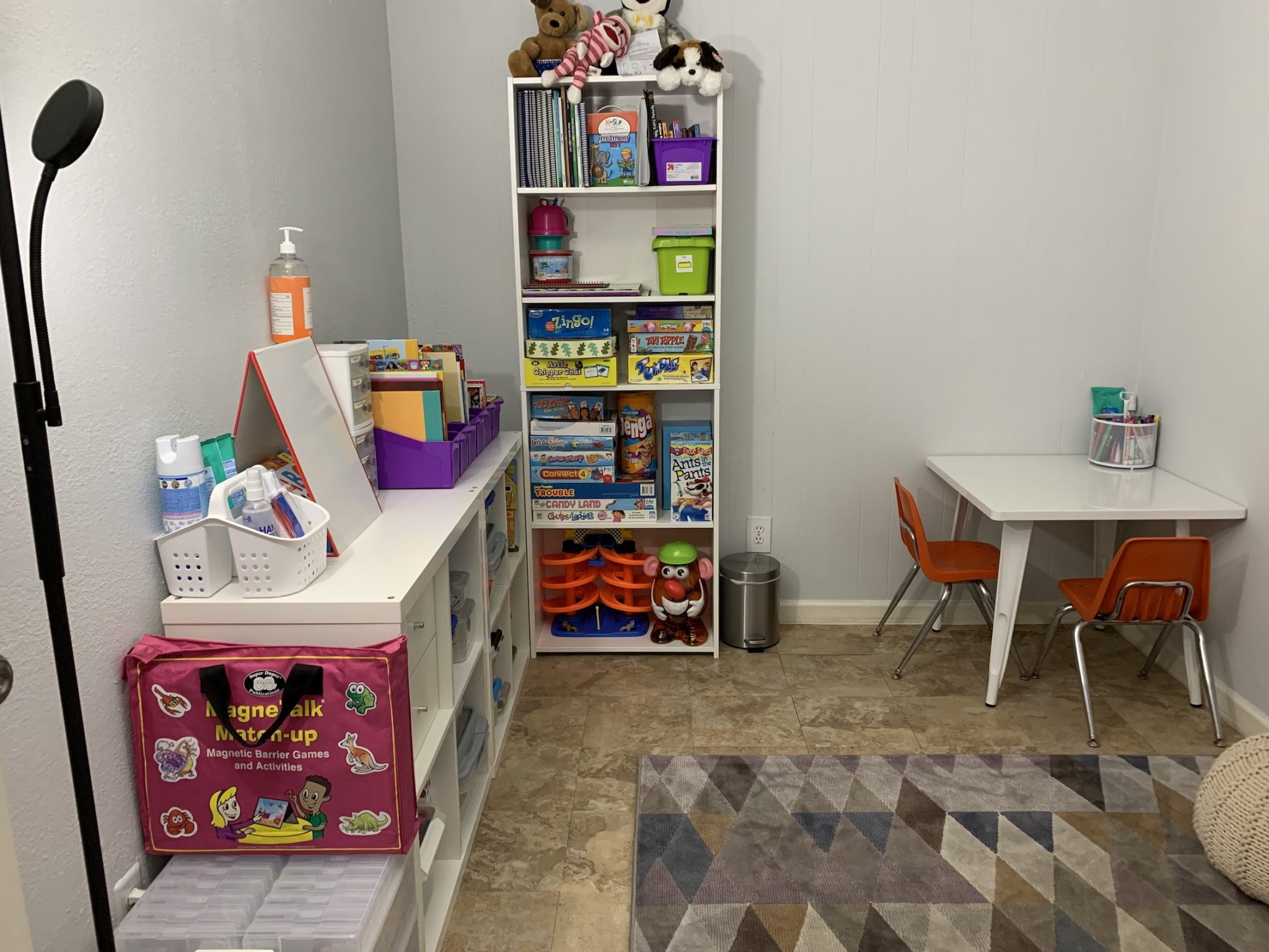 Tandem Speech Therapy office